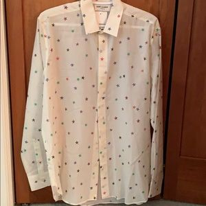 Saint Laurent Paris sz M new blouse
